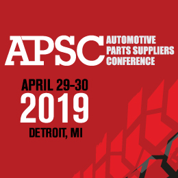 Automotive Parts Suppliers Conference