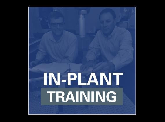 In-Plant Training